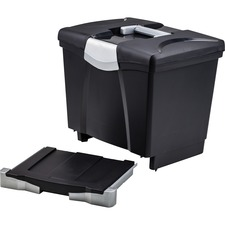 Portable file Box w