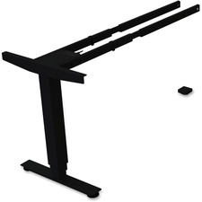 Sit/Stand Desk Blac