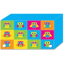 Colorful Owls Index